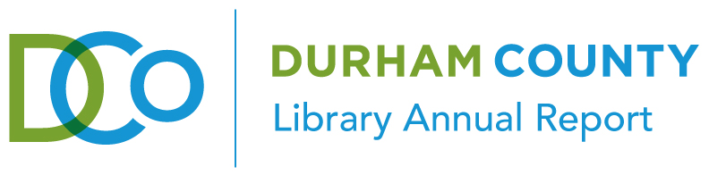 Durham County Library Annual Report