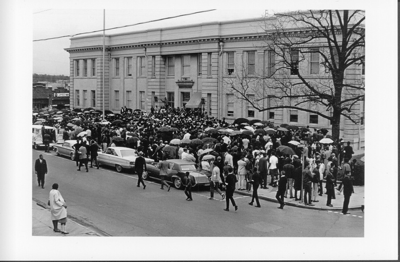 Aftermath Of M L K Jr S Assassination 1968 Durham Civil Rights Heritage Project