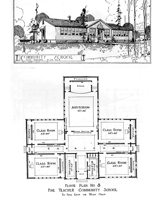 Rosenwald School Plans - The Women Who Ran the Schools ...